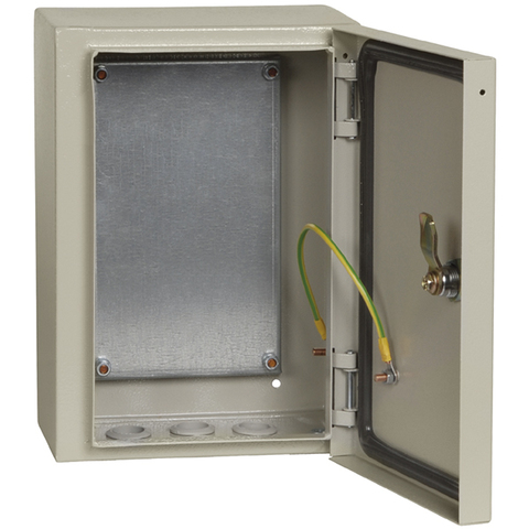 ЩМП-1-0 IP66 (395х310х220) TDM