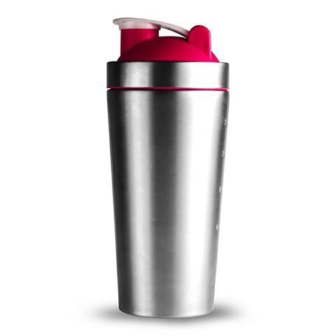 Шейкер Asobu Shake it baby (0,8 литра), красный