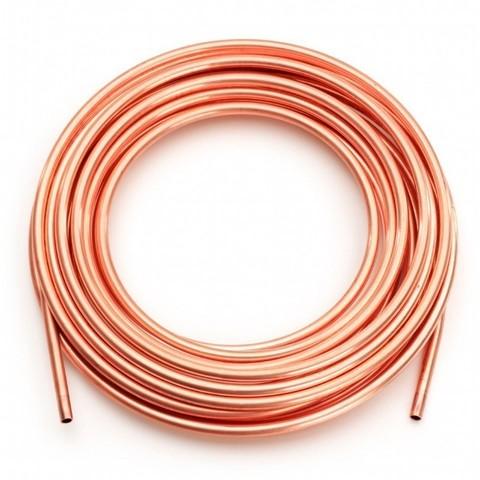 Дополнительный фреонопровод за 1 м.п. (9,52 мм / 15,88 мм)