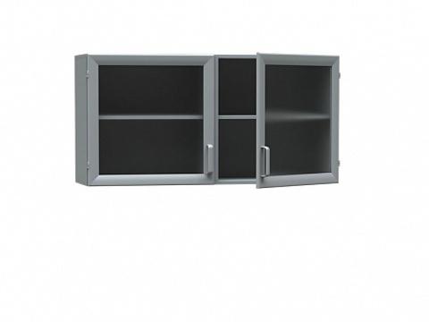 Навесной двустворчатый шкаф БТ-ШНс-80, 100 и 120 - фото