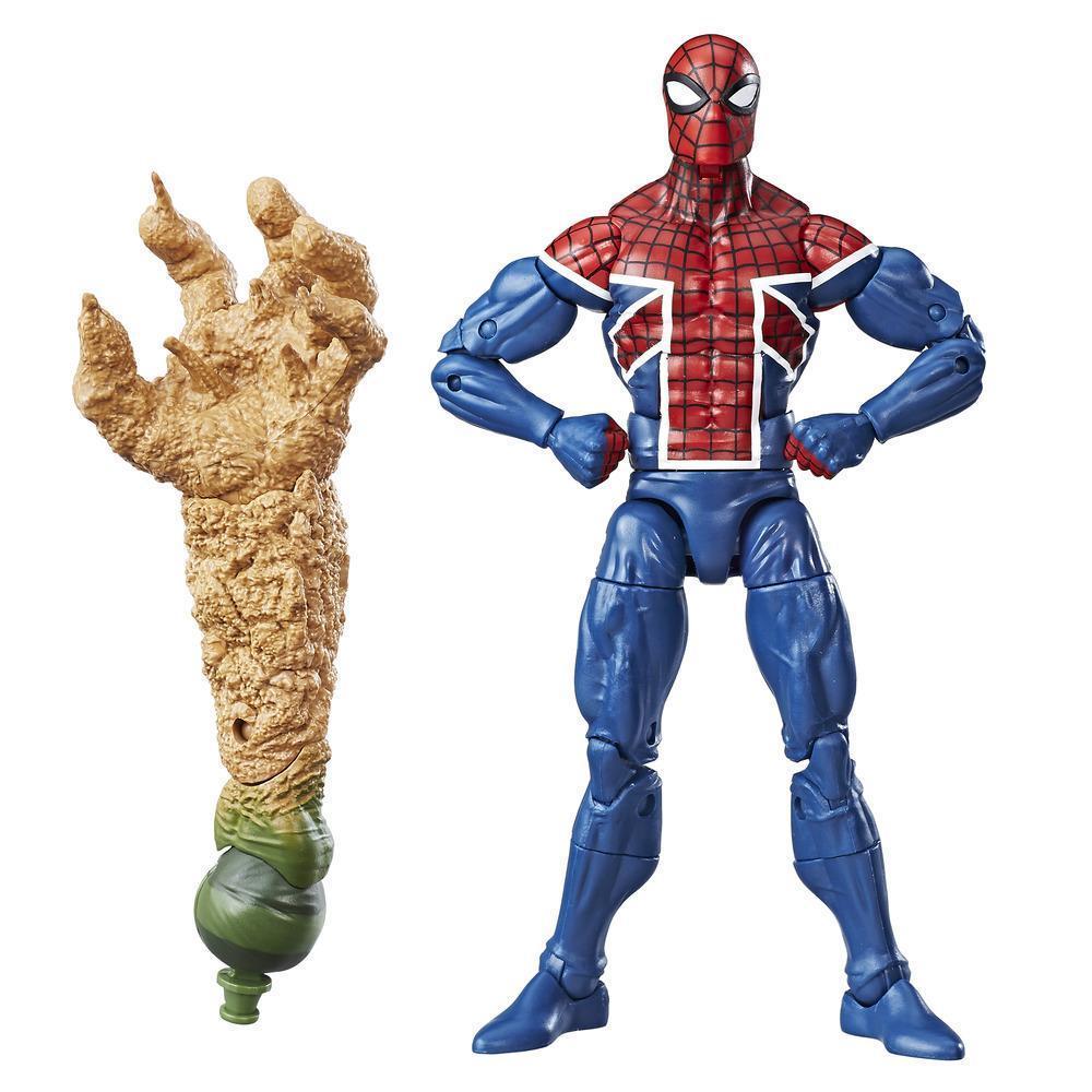 Британский Человек-Паук - Spider UK