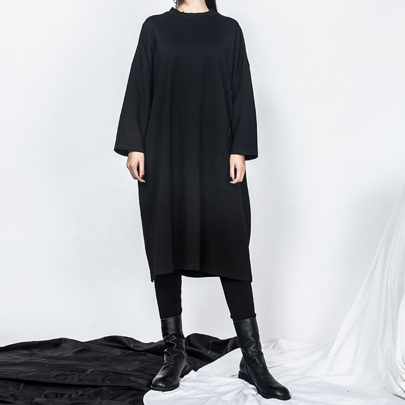 Платье-толстовка «TAVEN»