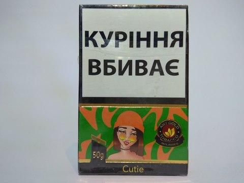 Табак для кальяна AMY Gold Cutie 50 гр