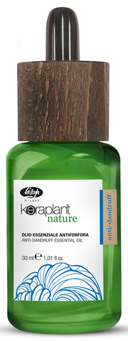 Эфирное масло от перхоти - Lisap Keraplant Nature Anti-Dandruff Essential Oil 30 мл