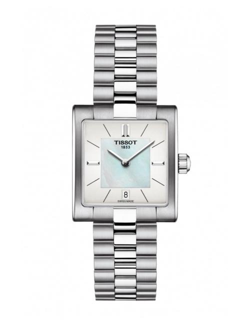 Часы женские Tissot T090.310.11.111.01 T-Lady