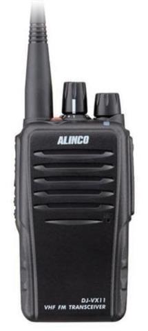 ALINCO DJ-VX11