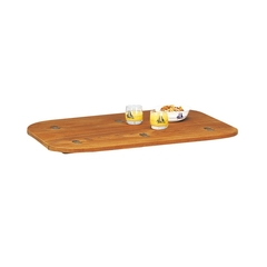 FOLD-AWAY TRAY FOR TABLE