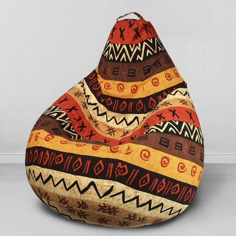 Кресло-мешок груша Африка XXXL
