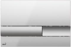 Клавиша смыва для унитаза Alcaplast M1743 фото