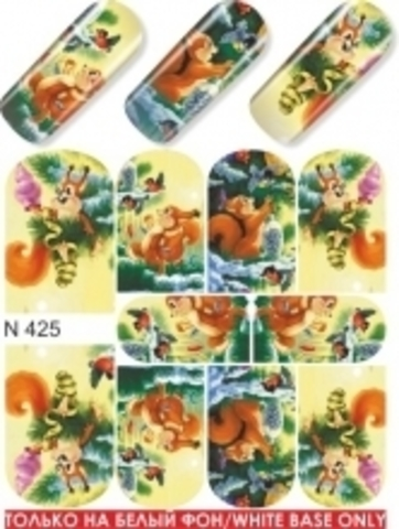 Слайдер наклейки MILV N425 купить за 50руб