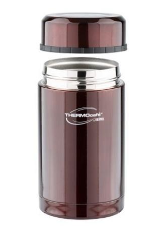 Термос для еды Thermocafe by Thermos VC-420 (0,42 литра), кофейный