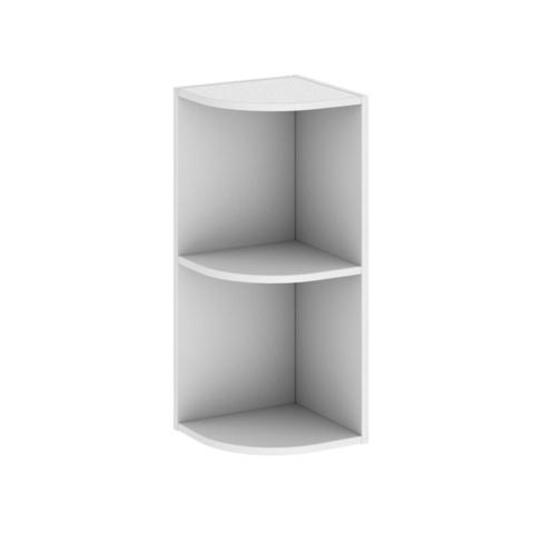 Шкаф торцевой МАРТА 300 (радиусный)