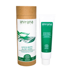 Levrana, Крем для лица Алоэ Вера витаминизирующий, 50мл