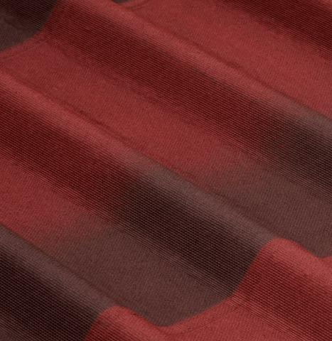 Ондулин черепица красный 1950х950 мм
