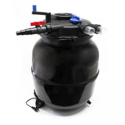 Напорный фильтр для пруда с УФ лампой Pondtech CPF-50000 (80м3)