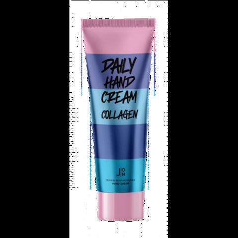 J:ON Daily Hand Cream Collagen крем для рук с коллагеном