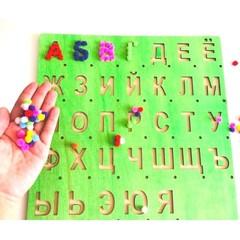 Тактильный Алфавит Сенсорика