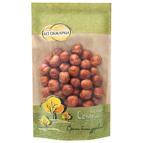 Орехи фундук Семушка сушеный, 120г