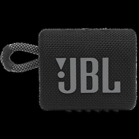 JBL GO 3, Чёрный