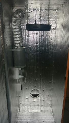 Гроубокс Growbox 160х60х60