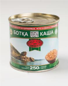 Каша гречневая с говядиной 250 гр