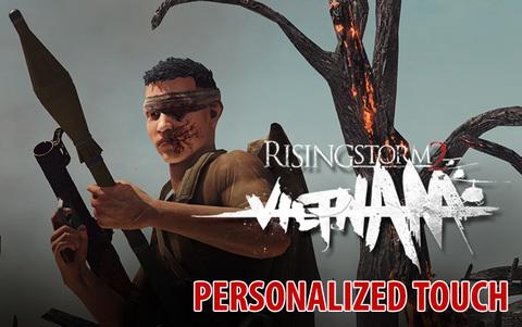 Rising Storm 2: Vietnam - Personalized Touch (для ПК, цифровой ключ)