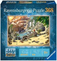 Puzzle ExitKids: Piratenabenteue 368 pcs