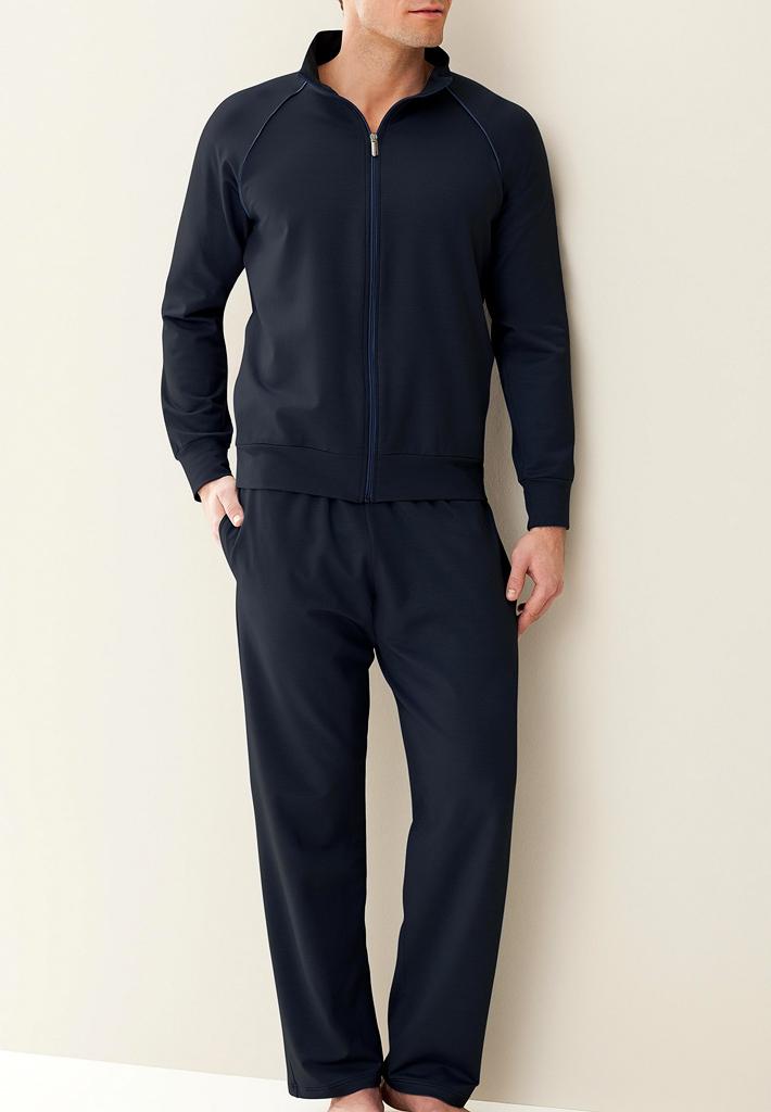 Мужской домашний костюм класса люкс Zimmerli