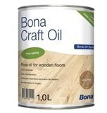 Bona Craft Oil 1 К (1л) однокомпонентное масло для древесины (Швеция)