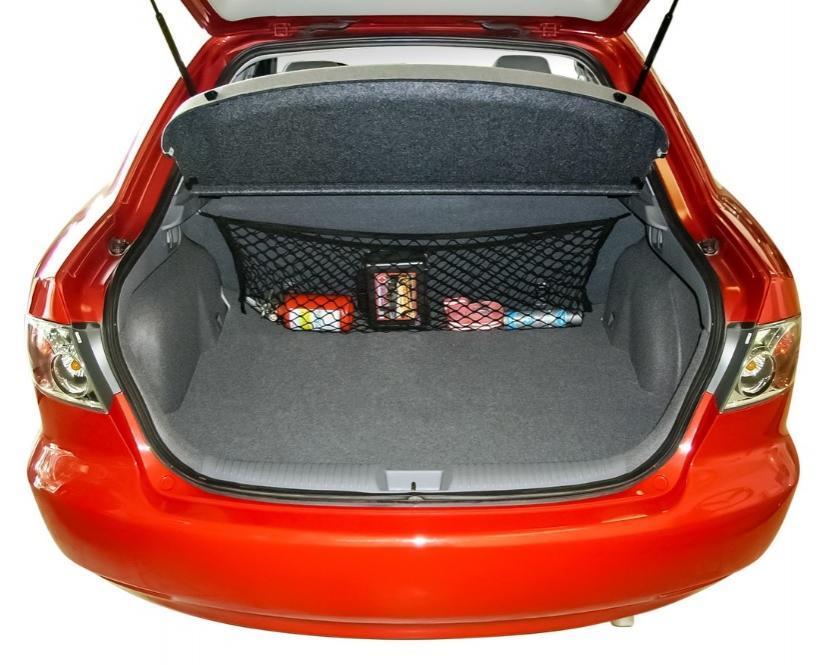 Сетка-карман в багажник автомобиля Comfort Address (Set 003)