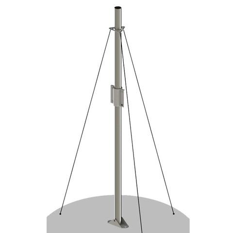 Мачта антенная M60D4 (6 метров)