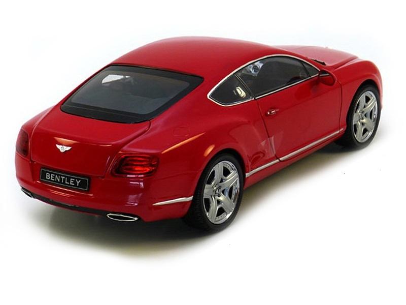 Коллекционная модель Bentley Continental GT 2011
