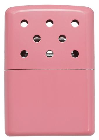 Каталитическая грелка Zippo, сталь с покрытием Pink, розовая, матовая, 51x15x74 мм