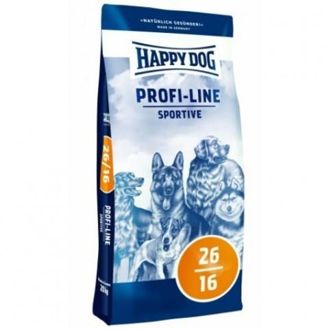 Happy Dog Profi-Line Sportive 26/16 с повышенным содержанием энергии 20 кг