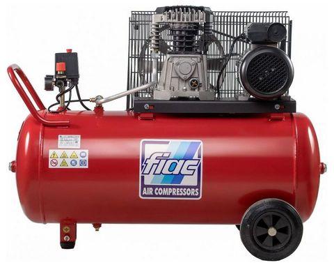 Поршневой компрессор FIAC AB 100-360 A вид справа