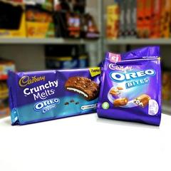 Cadbury Melts Oreo creme 156 гр