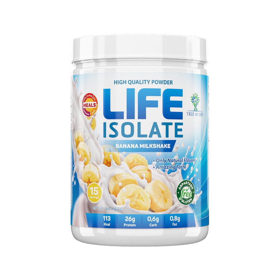 Tree of Life LIFE ISOLATE (454 г)