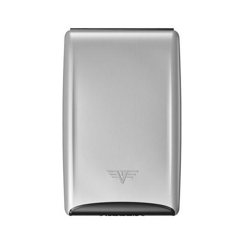 Визитница c защитой Tru Virtu Razor, серебристый , 104x68x20мм