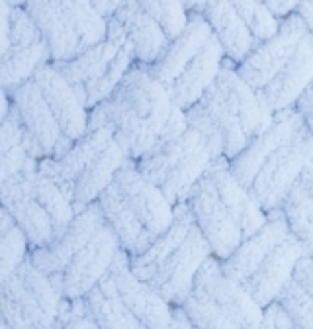 Пряжа Alize Puffy 183 нежно-голубой