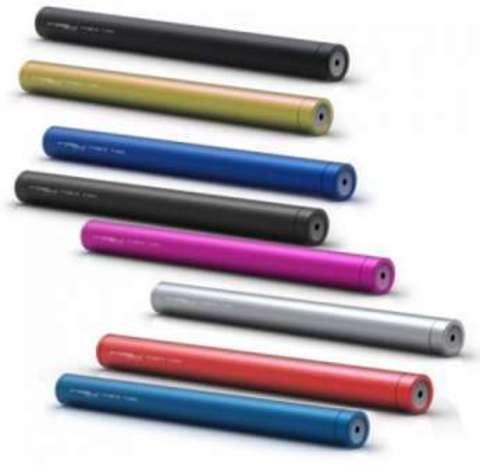 Mipow Power Tube 6600 - внешняя батарея для iPad/iPhone/iPod (Black)
