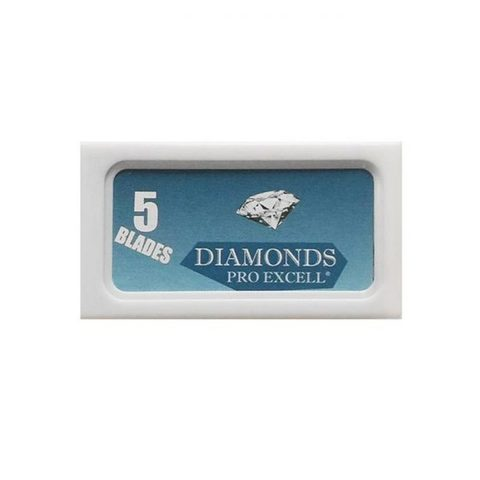 Diamonds pro Excell лезвия 5 шт