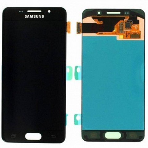 LCD SAMSUNG A5 2016 A510F + Touch Black OLED