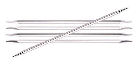 Спицы 5-комплектные металлические 20 см