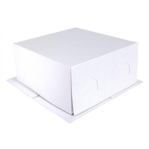 Короб белый 28*28*14см