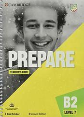 Prepare 2Ed 7 TB + Downloadable Resource Pack