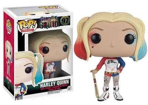 Suicide Squad. Harley Quinn Funko Pop!    Отряд самоубийц. Харли Квинн
