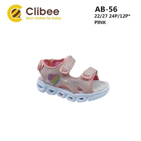 Clibee AB-56 Pink 22-27