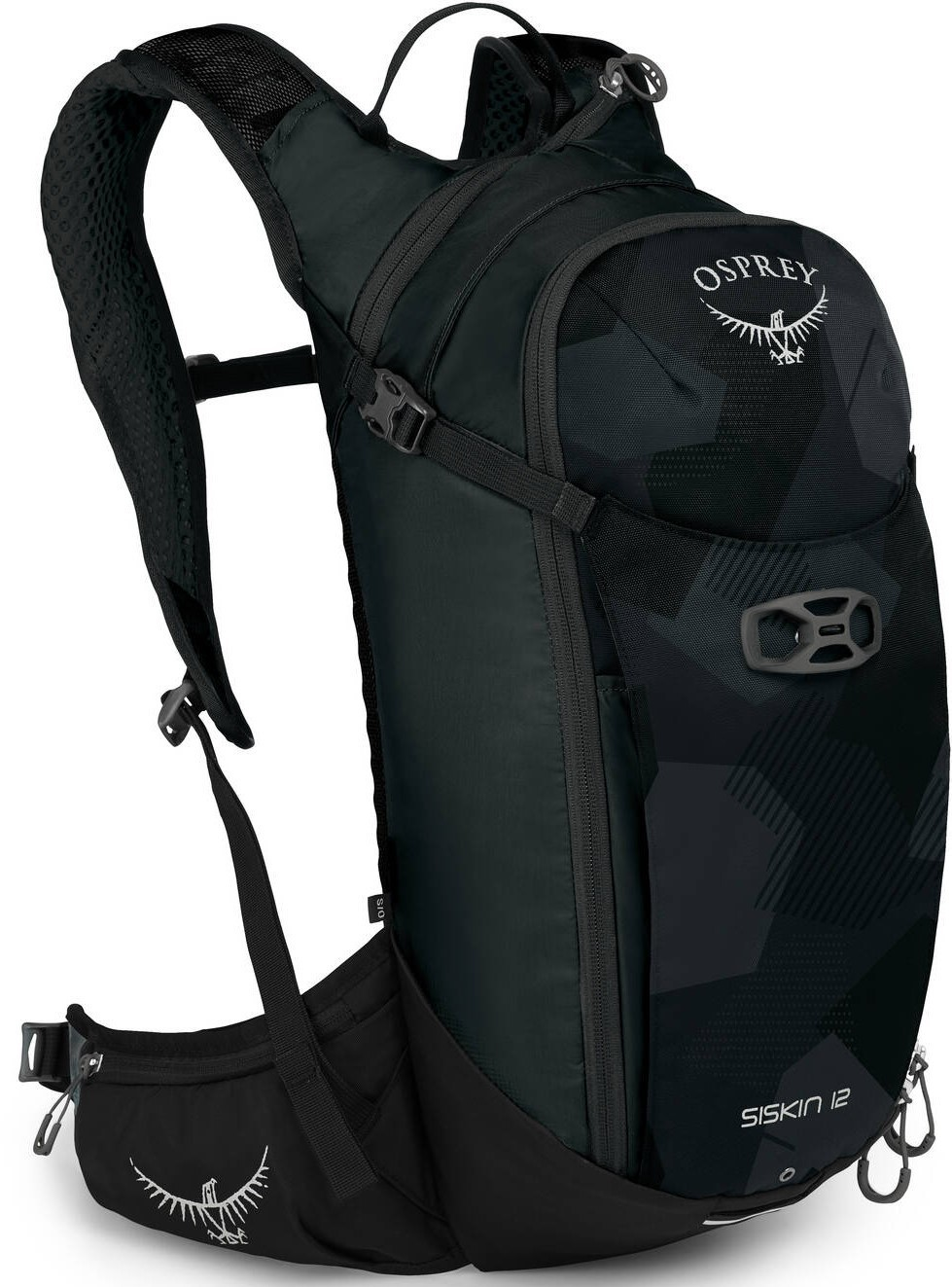 Escapist Рюкзак велосипедный Osprey Siskin 12 Obsidian Black Siskin_12_S19_Side_Obsidian_Black_web.jpg
