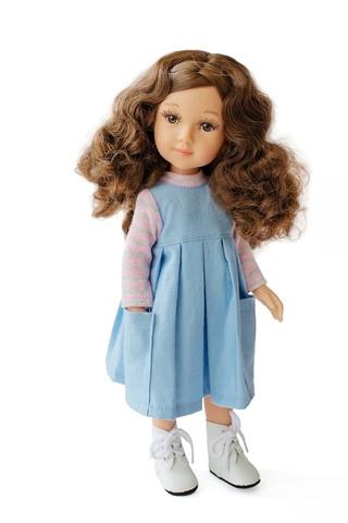 Кукла Марго, Рейна дель Норте, 32 см, ПРЕДЗАКАЗ ИЮЛЬ