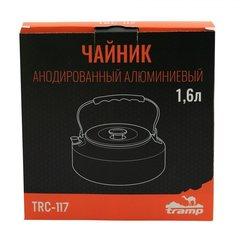 Чайник Tramp походный алюминиевый 1,6 л - 2